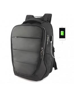 Мужской вместительный рюкзак MARK RYDEN TURTLE 2 MR9022 BLACK