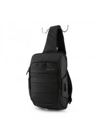Мужская сумка - слинг Mark Ryden Miniturtle MRK9084 black