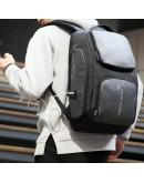 Фотография Мужской вместительный рюкзак Mark Ryden MRK9252 black