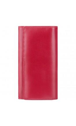 Красное женское портмоне Visconti MZ10 Florence c RFID (Italian Red)