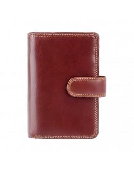 Женский коричневый кошелек Visconti MZ11 Venice c RFID (Italian Brown)