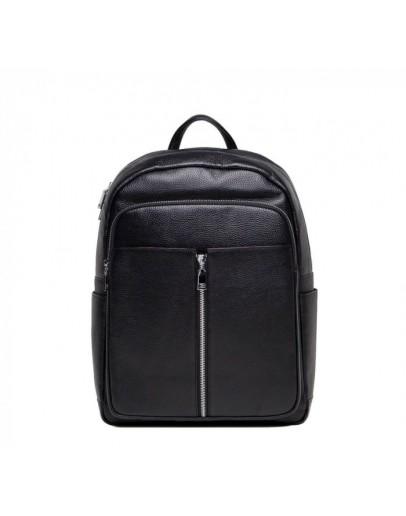 Фотография Черный городской рюкзак среднего размера NB52-0905A