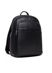 Черный рюкзак из натуральной кожи мужской NB52-0907A