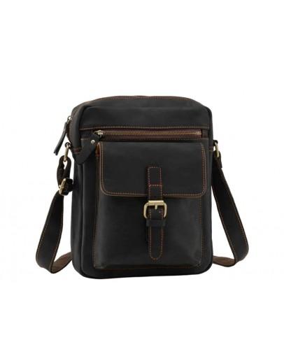 Фотография Мужская сумка на плечо из натуральной кожи NM15-1783A