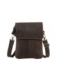 Кожаная мужская сумка на плечо NM15-2542-1C