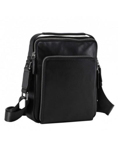 Фотография Удобная мужская кожаная плечевая сумка NM17-201404A