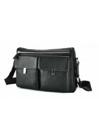Кожаная мужская деловая удобная сумка NM17-2812-3A