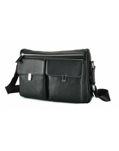 Фотография Кожаная мужская деловая удобная сумка NM17-2812-3A