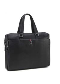 Кожаный портфель мужской - сумка для ноутбука NM17-9101-5A