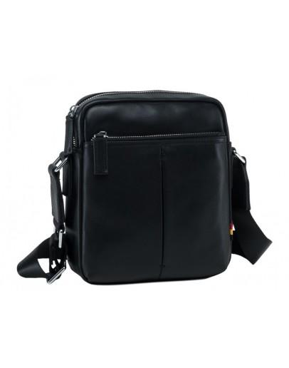 Фотография Черная мужская плечевая сумка NM17-9131-2A