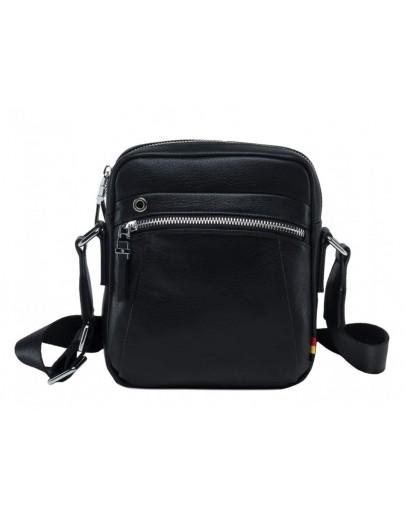 Фотография Кожаная мужская сумка через плечо NM17-9132-1A