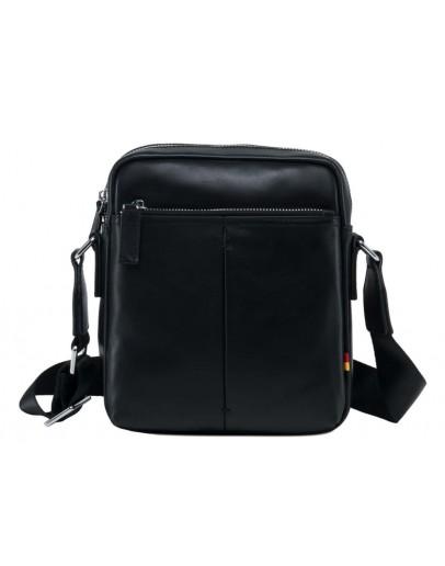 Фотография Кожаная мужская плечевая сумка NM17-9132-2A