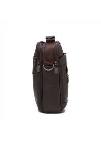 Коричневая удобная мужская повседневная сумка NM24-403C
