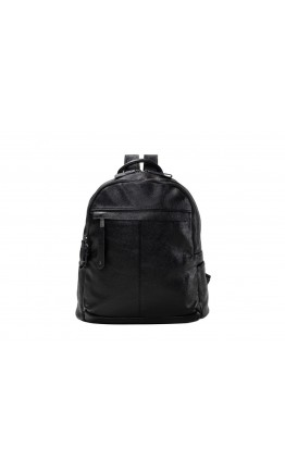 Черный рюкзак женский Olivia Leather NWBP27-5570A-BP