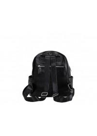 Кожаный черный женский рюкзачек NWBP27-8826A-BP