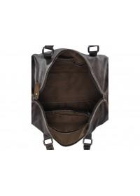 Коричневая дорожная сумка винтажная Nm15-0739C