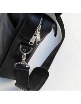 Мужская черная сумка из телячьей кожи сорта crazy horse Tarwa RA-1812-4lx