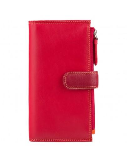 Фотография Красный кошелек Visconti RB100 Bermuda c RFID (Red Multi)