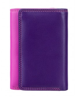Розовый кошелек Visconti RB39 Biola c RFID (Berry Multi)