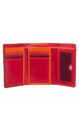 Красный кошелек Visconti RB39 Biola c RFID (Red Multi)