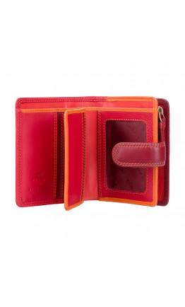 Женский кошелек Visconti RB40 Bali c RFID (Red Multi)