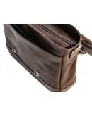 Фотография Кожаный коричневый портфель Tarwa RC-0001-4lx