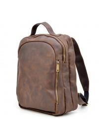 Винтажный мужской кожаный рюкзак Tarwa RC-3072-3md