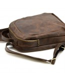 Фотография Винтажный мужской кожаный рюкзак Tarwa RC-3072-3md