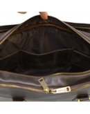 Фотография Коричневый мужской коричневый кожаный портфель Tarwa RC-4666-4lx