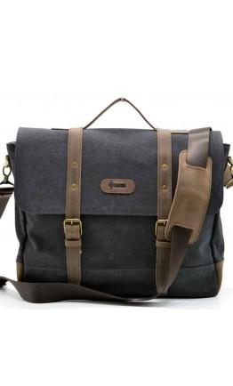 Мужская комбинированная сумка - портфель Tarwa RG-0001-4lx