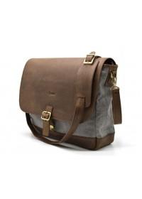 Кожаная мужская универсальная сумка Tarwa RG-1809-4lx