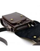 Фотография Мужская кожаная сумка через плечо Tarwa СХ-3027-3md