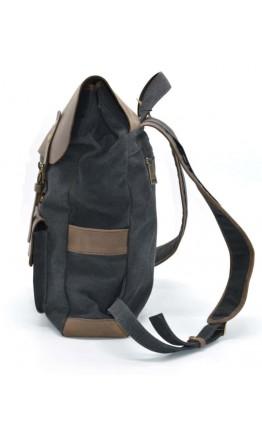 Рюкзак из прочной ткани и кожи Tarwa RG-9001-4lx