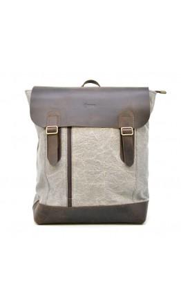 Мужской серо-коричневый городской рюкзак Tarwa RGj-3880-4lx