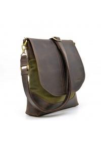 Вместительная мужская сумка с клапаном Tarwa RH-18072-4lx