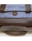 Фотография Сине-коричневая мужская сумка для ноутбука Tarwa RK-1812-4lx