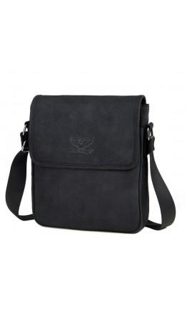 Кожаная сумка мужская через плечо для города RR-8394A