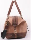 Фотография Коричневая вместительная мужская сумка для командировок Manufatto S7-1brown