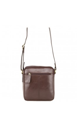 Коричневая мужская сумка Visconti S8 (Brown)
