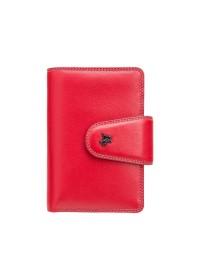 Красный кожаный кошелек Visconti SP31 Poppy c RFID (Red Multi Spectrum)