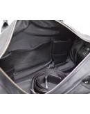 Фотография Черная дорожная кожаная мужская сумка Tarwa TA-5664-4lx