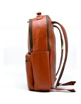 Кожаный мужской коричневый рюкзак TB-4445-4lx