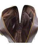 Фотография Мужская коричневая сумка - портфель Tarwa TC-4765-4lx
