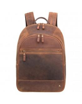 Кожананый винтажный рюкзак Visconti TC80 Tank 13 (Havana Tan)