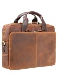 Деловая сумка для документов Visconti TC82 Hugo (Tan Merlin)