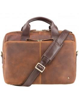 Вместительная сумка для документов Visconti TC84 Hugo (Tan Merlin)