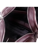 Фотография Коричневый мужской клатч, кожаный TF68570C