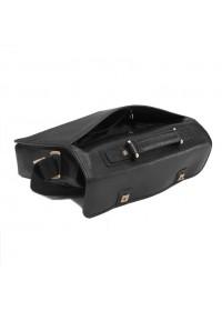Мужской портфель, черный кожаный Tifenis TF69181A