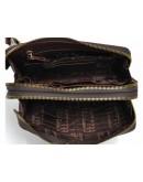 Фотография Мужской удобный кожаный клатч TF69412C