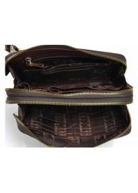 Мужской удобный кожаный клатч TF69412C